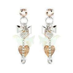 Boucles D'Oreilles Grappes  Je les trouve vraiment magnifique j'adore !!!
