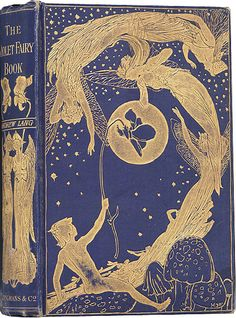 The Violet Fairy Book by Andrew Lang from 1901.