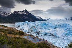 Перито-Морено — самый фотогеничный ледник в мире!  #travel #travelgidclub #путешествия #traveling #traveler #beautiful #instatravel #tourism #tourist #туризм #природа #ледник
