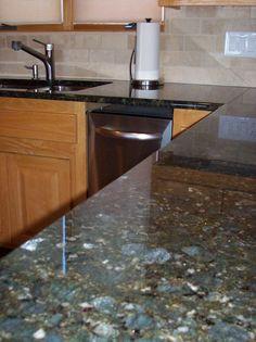 Verde Erfly Kitchen Condo Reno Backsplash Remodel