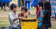 Aidons les familles #Rohingyas grâce à des kits de survie avec #AllianzVoyage !