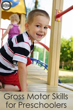 Gross Motor Skills For Preschoolers - 3 Ways to Embed Physical Activity - Your Therapy Source Motor Skills Activities, Gross Motor Skills, Literacy Activities, Infant Activities, Physical Activities, Pediatric Occupational Therapy, Pediatric Ot, Basic Physics, Fun Brain