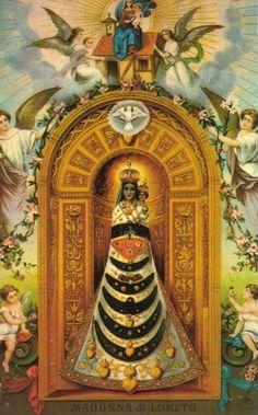 Nostra Signora di Loreto, Virgo Lauretana