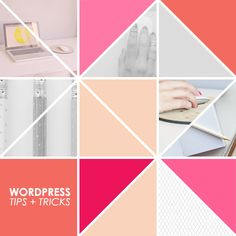 WordPress tips + tricks || Lovely Indeed