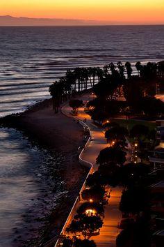 Ventura Beach Promenade Boardwalk. Annual trip coming up and.I can't wait!!!