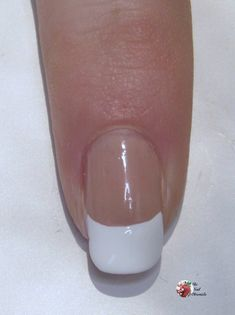 As an experiment, I wanted to see what the Mecca polish would look like with some nail art, so I roughly did a french tip and it actually looked pretty good. Apart from my rough job! Head to link com for more info. French Tip Design, French Tip Nail Art, Simple Nail Art Designs, Easy Nail Art, Pretty Good, How To Look Pretty, Daily Nail, Mecca, Bottle Design