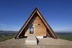 Gallery of JR's Hut at Kimo Estate / Anthony Hunt Design   Luke Stanley Architects - 18
