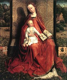 It's About Time: Madonna and Child