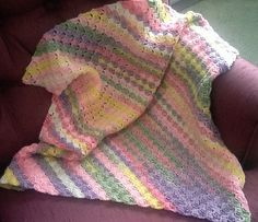 Hey, I found this really awesome Etsy listing at https://www.etsy.com/listing/212272990/salesmall-colorful-crocheted-blanket-in