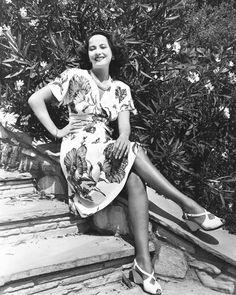 Merle Oberon #Merle Oberon #vintage #fashion #vintage fashion #portrait