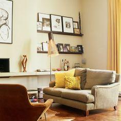 Retro living area | See inside a retro house | Retro design inspiration | House tour | PHOTO GALLERY | Housetohome