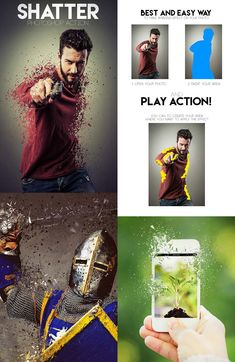 25 Best Photoshop Actions With Creative Photo Effects