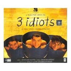 3 Idiots - CD    Hindi Music