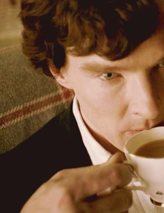 Tea with Sherlock