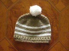 Háčkovaná čiapka (for boy)