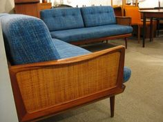 Mid Century Sofas Toronto Queen Pull Out Sofa Bed 89 Best Vintage Design Images Modern Furniture Teak City Of For Sale Kijiji Canada