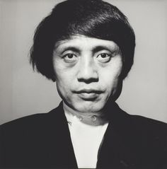 Irving Penn American, 1917–2009 Tadao Ando, New York, February 8, 1993 | The Art Institute of Chicago