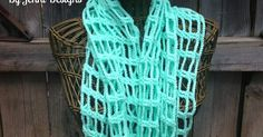 This is a great light weight scarf that will still keep you nice and warm! I've been making this scarf for a couple years, inspiration for t...