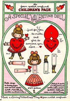 Joan Walsh Anglund_Valentine Paper Doll 5