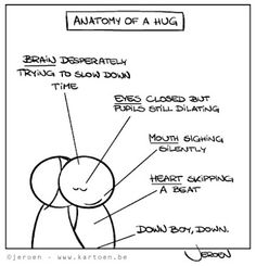 Anatomy of a hug « Funny Images, Pictures, Photos, Pics, Videos and Jokes Hug Images, Funny Images, Best Funny Pictures, Hug Meme, Down Boy, Medical Memes, Romance, Funny Happy, Funny Hug