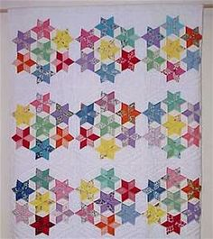 1000 Images About Quilt Diamond Star On Pinterest Star