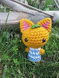 Tangy Cat from Animal Crossing