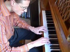 Happy Halloween!  Pianist Joseph Hoffman plays J.S. Bachs famous Toccata in D Minor.