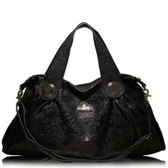 miss me purses | Dress Me: What's New? Miss Gustto's floral embossed handbags