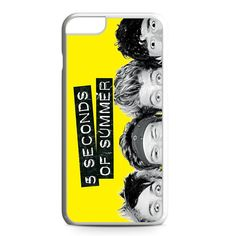 5 Seconds Of Summer Eyes iPhone 6 Plus Case