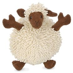 GoDogs Fuzzy Wuzzy Sheep with Chewguard ** Click on the image for additional details. (Note:Amazon affiliate link)