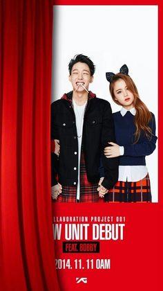 YG Entertainmnet 新企劃 第二位成員 Bobby
