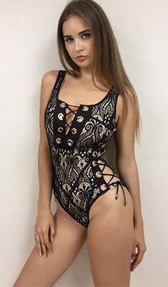 d5ccef412f 9 Best Lace Bodysuits images