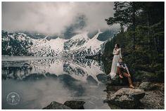 MAGICZNA SESJA ŚLUBNA W NAJPIĘKNIEJSZYCH POLSKICH GÓRACH – TATRACH - B&W Photography