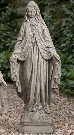 For My Garden ~ Madonna Garden Statue