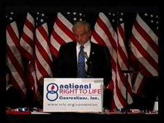 Ron Paul @ The National Right to Life Convention