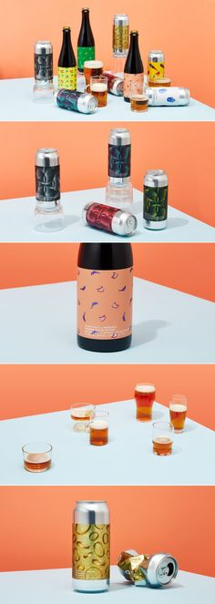 Other Half Brewing is Fun & Flirty | Dieline