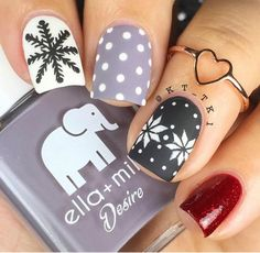 As the new year on the way, So you probably looking for some new nail art inspiration. We bring you the most top rated nail designs from all over the web. #Nail #Designs #2016 Nail Design, Nail Art, Nail Salon, Irvine, Newport Beach