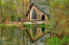 Chapel at Callaway Gardens, Georgia