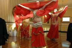 #amiche e #danzatrici orientali!