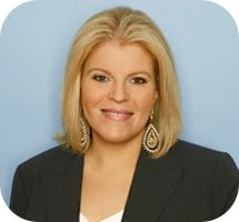 Tory Johnson, Good Morning America's business and career correspondent