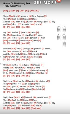 Ukulele Chords Songs, Ukulele Tabs, Piano Songs, Guitar Songs, Piano Sheet Music, Music Lyrics, Music Quotes, Old Song, Classical Guitar