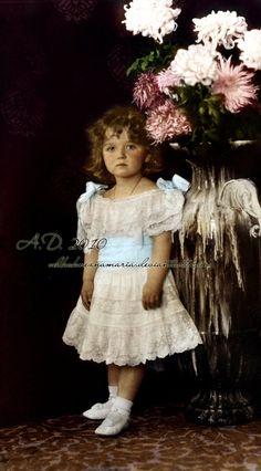 Two-years-old Tsarevitch Alexei Romanov by ~VelkokneznaMaria on deviantART