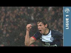 But Edinson CAVANI (43') - Paris Saint-Germain - FC Lorient (4-0 - 2013/2014