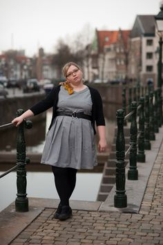 Plus Size Sewing blog: QuirkyPrettyCute - some neat ideas on here.