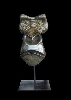Mask of gorilla II 1