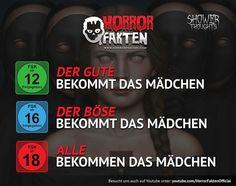 ❝Schönen Weltfrauentag ❞ #horrorfakten