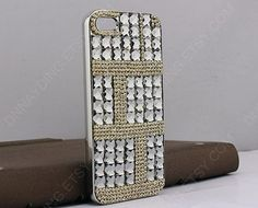 Bling luxurious rhinestone iphone 5 case iphone 4 by dnnayding, $33.99