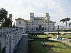 La Villa Médicis à Rome : un chef d'oeuvre de l'architecture italienne