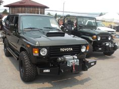 Looking to customize your Toyota? We carry a wide variety of Toyota accessories including dash kits, window tint, light tint, wraps and more. Toyota 4x4, Toyota Trucks, Toyota Hilux, Land Cruiser 80, Nissan Patrol, Toyota Fj Cruiser, Suv Cars, Expedition Vehicle, Jeep Truck