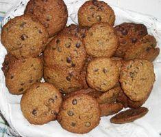 Essa é daquelas delícias para comer sem parar, irresistível! - Aprenda a preparar essa maravilhosa receita de Cookies de aveia com gotas de chocolate